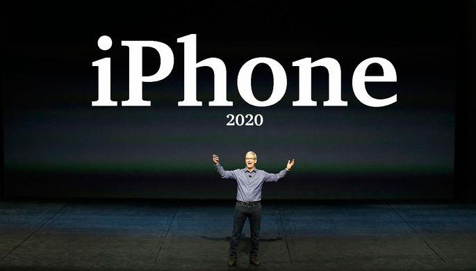 Размер имеет значение: когда появится самый большой iPhone