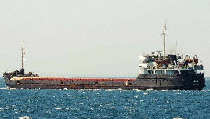 Под флагом Палау: у берегов Турции затонул украинский сухогруз