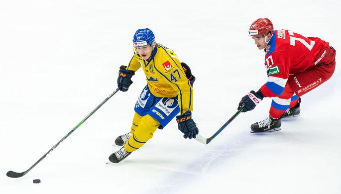 Подвиг Самонова: Россия обыграла Швецию по буллитам