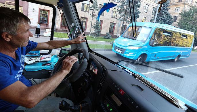 Что происходит с маршрутками в Москве