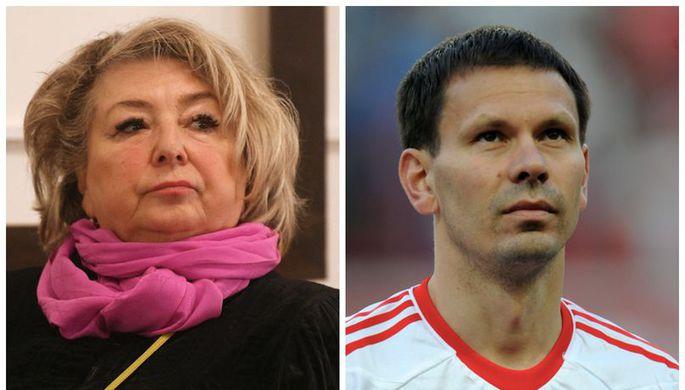 Татьяна Тарасова и Константин Зырянов
