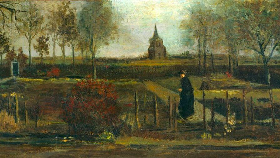 В Нидерландах из музея на карантине украли картину Ван Гога
