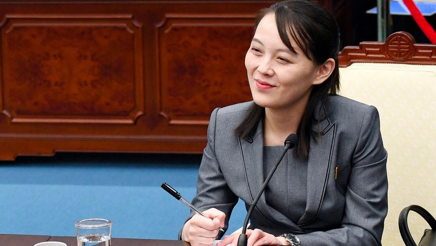 Сестра Ким Чен Ына отреагировала на безумные учения США с Южной Кореей