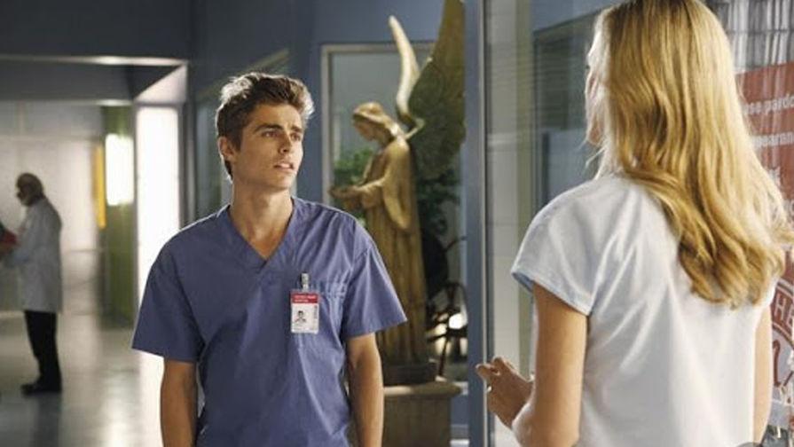 Кадр из сериала «Клиника» (2001-2010)