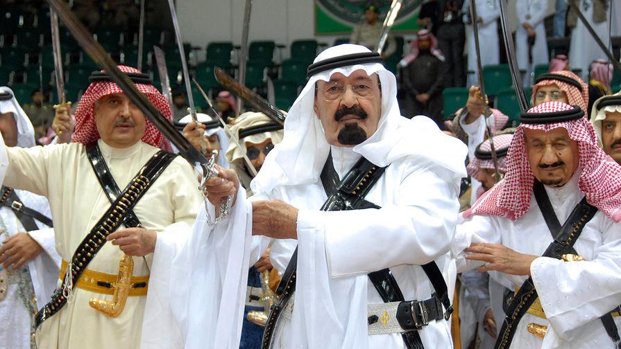 СМИ: в Эр-Рияде произошла стрельба у королевского дворца