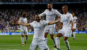 Мадридский «Реал» играет в гостях с «Депортиво» 20.08.2017