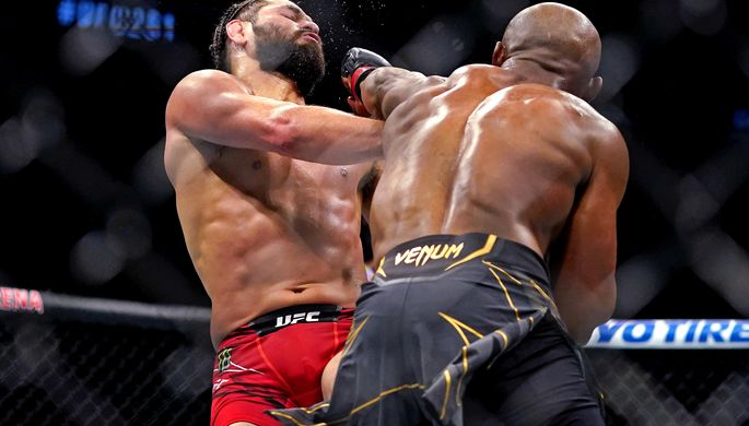 Камару Усман нокаутирует Хорхе Масвидаля в главном бою UFC 261