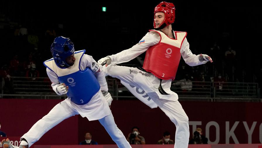 Тхэквондист выиграл первую бронзовую медаль для России на Олимпиаде