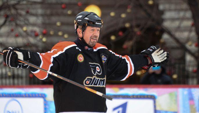 Сергей Гимаев плохо почувствовал себя во время игры за ветеранов