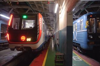 С 2017 по 2020 годы на Таганско-Краснопресненскую линию поступит 114 новых поездов. К 2020 году «Москва», разработкой, поставкой и обслуживанием которой занимаются «Трансхолдлизинг» и «Метровагонмаш», заменит все старые поезда на линии.