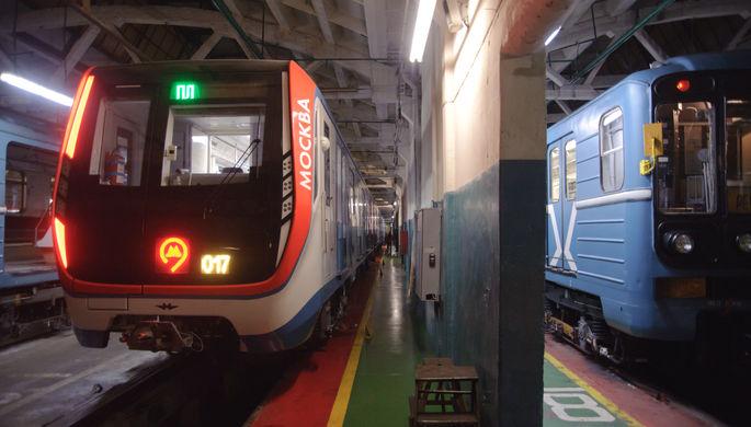 С 2017 по 2020 годы на Таганско-Краснопресненскую линию поступит 114 новых поездов. К 2020 году...