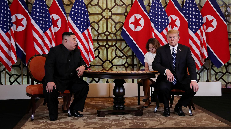 О третьей встрече Трампа с Ким Чен Ыном рассказал Болтон