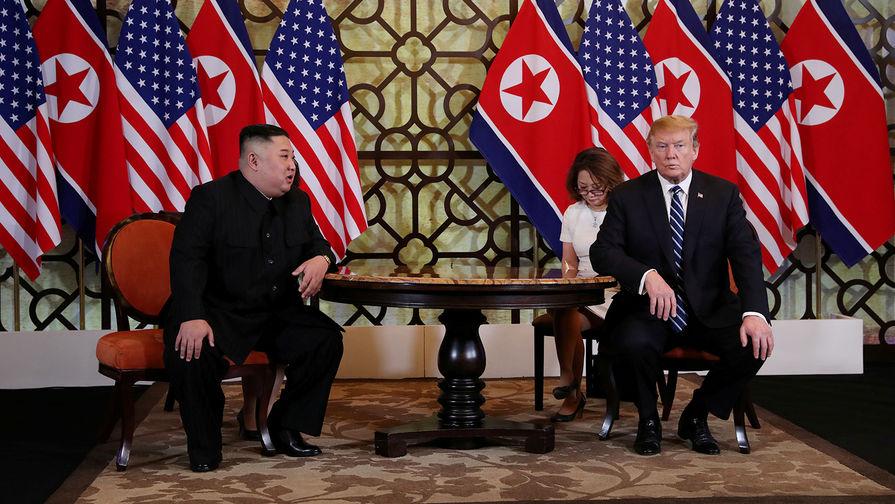 Трамп предложил Ким Чен Ыну встречу