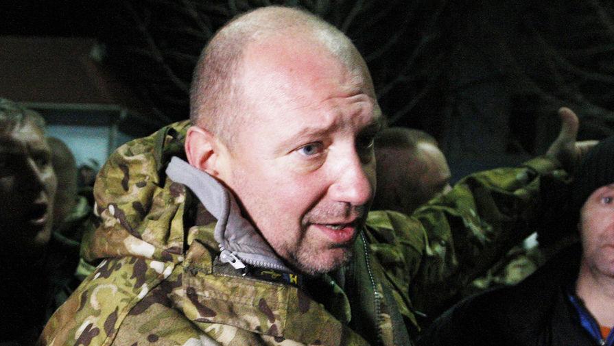 Экс-комбат украинского националистического батальона «Айдар» Сергей Мельничук
