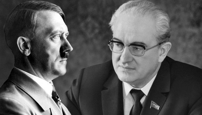 Тайная операция: зачем Андропов вскрыл могилу Гитлера