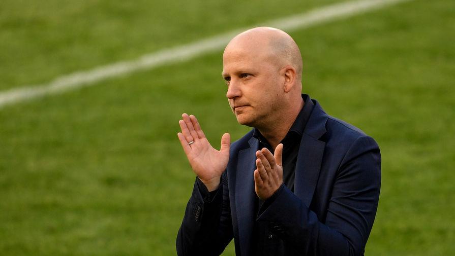 Главный тренер «Локомотива» Марко Николич