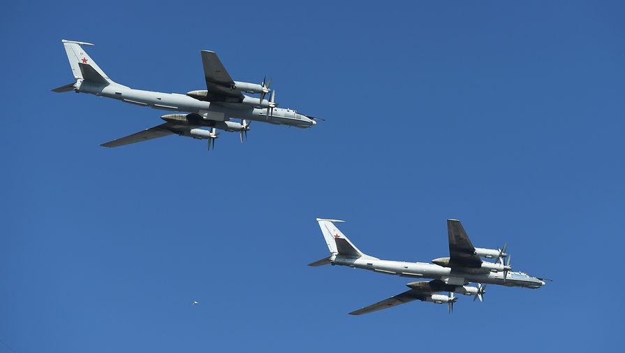 «Опасный полет»: истребители Британии встретили российские самолеты