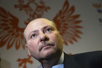 Председатель КДК Артур Григорьянц