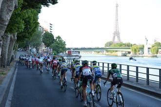 Заключительный этап «Тур де Франс» 2013 года