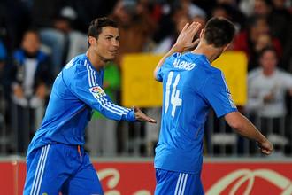 Криштиану Роналду продолжает свое восхождение в зал славы «Реала»