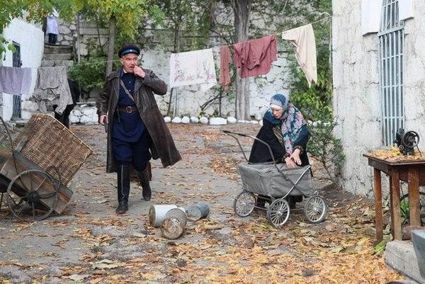 Кадр из сериала «Гетеры майора Соколова»