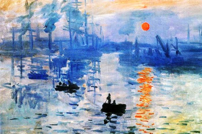 Клод Моне, «Впечатление. Восходящее солнце»