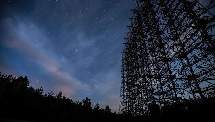 Чернобыльский дятел Страны Советов