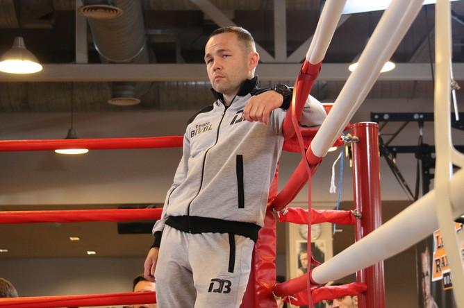 Тренер Бивола Дмитрий Кириллов