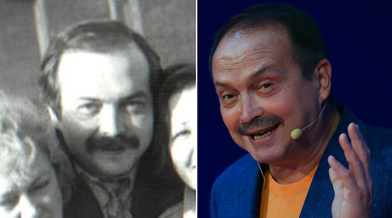 Андрей Козлов (Первая игра в клубе: 2 октября 1988 г.)