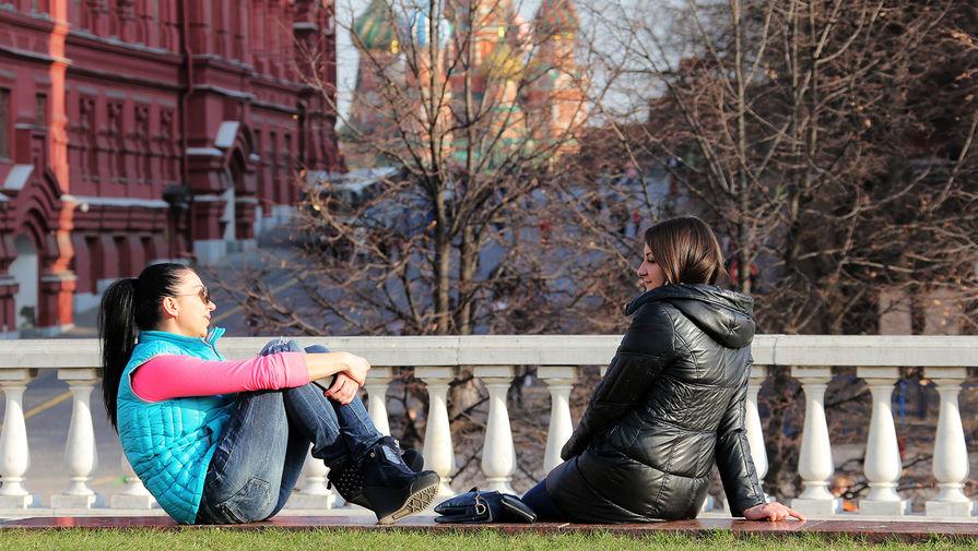 В Москве в четверг ожидается до 8С