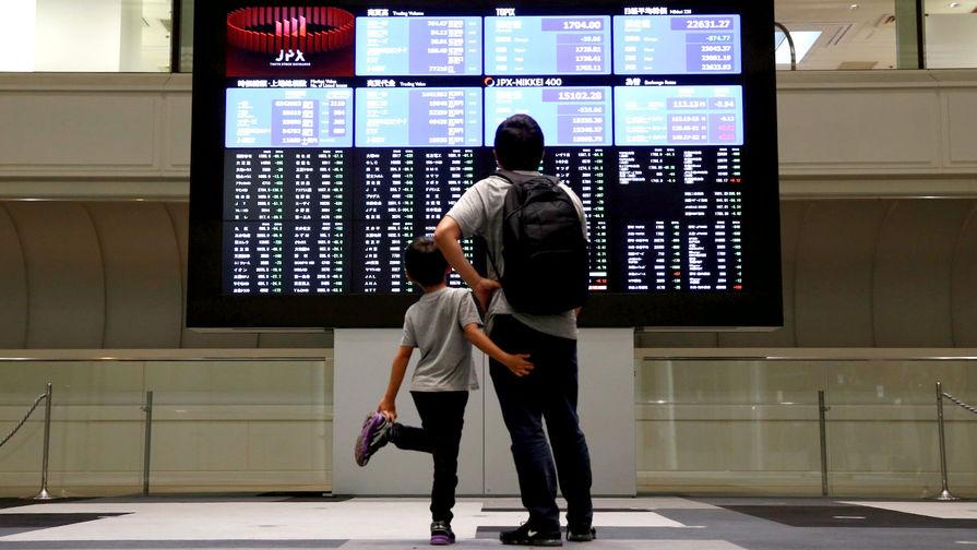 Торговля на азиатской бирже индикатор торгов форекс