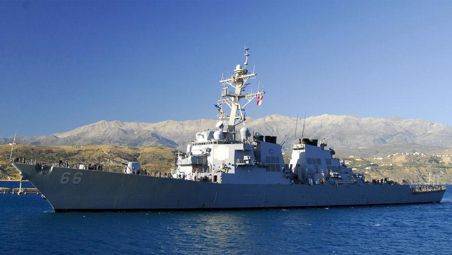 Два уже есть: американские эсминцы вошли в Персидский залив