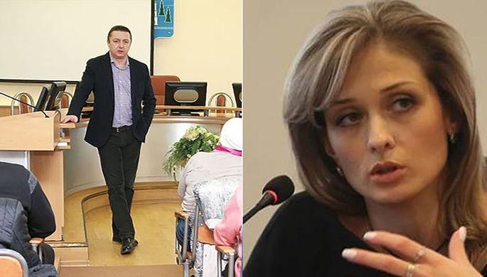 Телемост Россия – Украина с Марией Ситтель и Андреем Малаховым (кадр из видео)