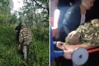 В дебрях тайги: пенсионерка сутки рычала на голодного медведя