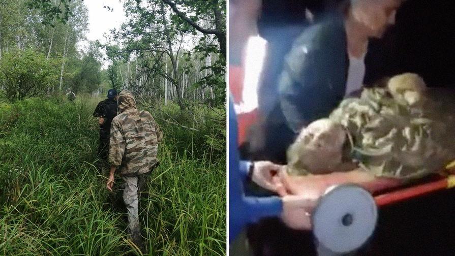 Застряла в трясине: пенсионерка сутки пыталась отпугнуть медведя рыком