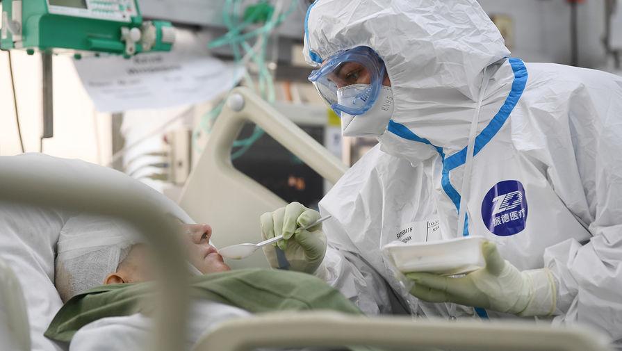 В Москве врачи вылечили от коронавируса еще 1456 человек