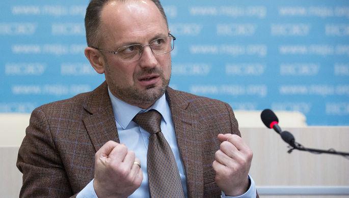 Экс-представитель Украины на переговорах по Донбассу, бывший посол страны в Минске Роман Бессмертный