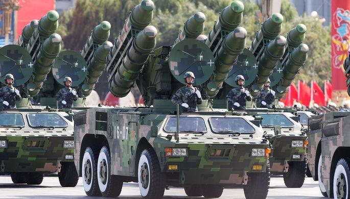 Ядерные вооружения: Китай не намерен договариваться с США