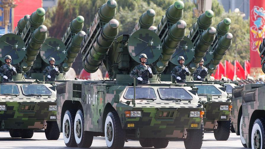Китай сделал заявление о попытках США подключить его к договору СНВ