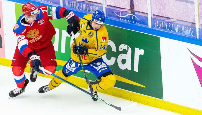 Восьмая победа подряд: как Россия обыграла Швецию