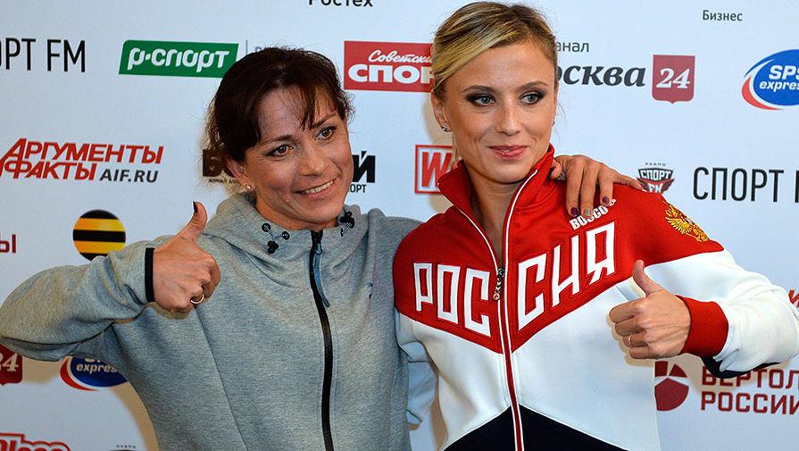 46-летняя гимнастка Чусовитина: поработаю женой, а в 2028-м вернусь в спорт