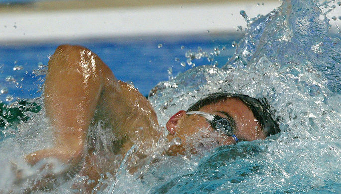 2004 год. XXVIII летние Олимпийские игры в Афинах
