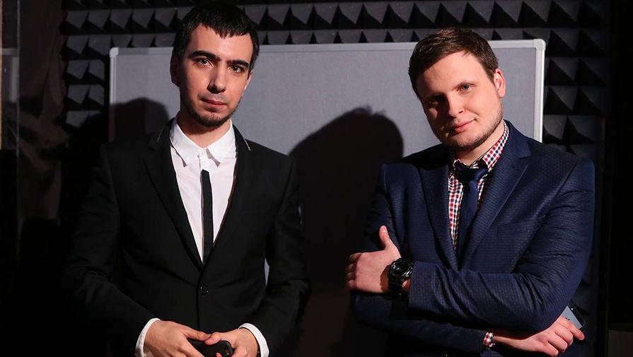Владимир Кузнецов (Вован) и Алексей Столяров (Лексус)