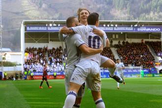 «Реал» победил «Эйбар» в 26-м туре Примеры