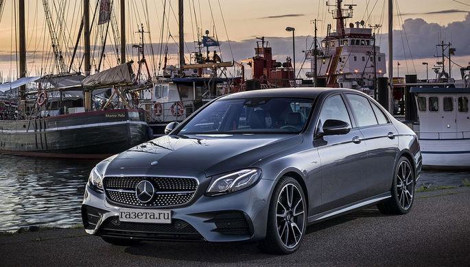 Mercedes вместо самолета: из Москвы в Хельсинки