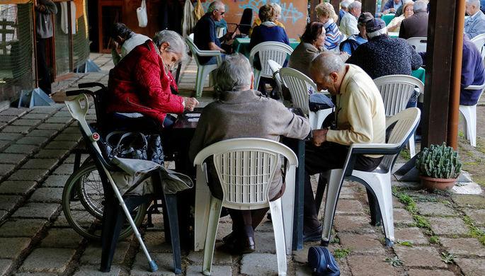 Деньги из воздуха: зачем Италия снизила пенсионный возраст
