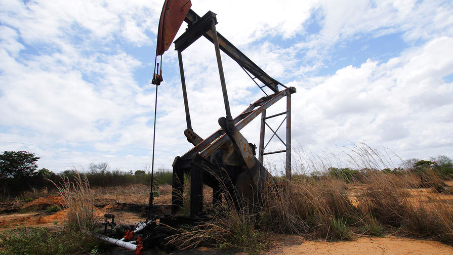 Цена нефти марки Brent упала ниже $69