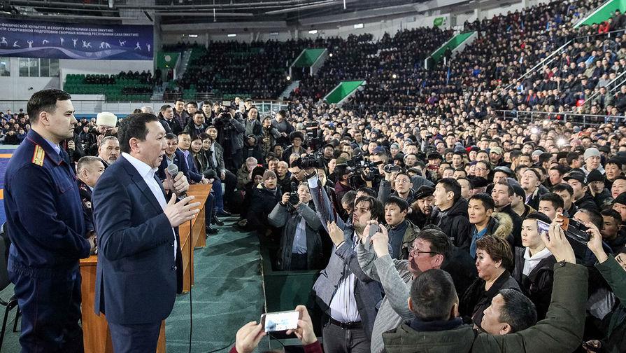 Изнасилование якутянки спровоцировало массовые протесты и погромы
