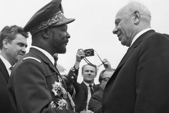 Ответил за людоедство: как свергали императора Бокассу