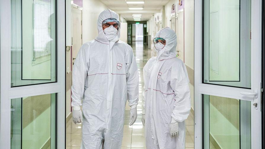 Правительство одобрило выплаты медицинским работникам на 50 млрд рублей